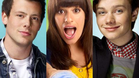 WTF? Lea Michele, Chris Colfer and Cory Monteith are not leaving Glee