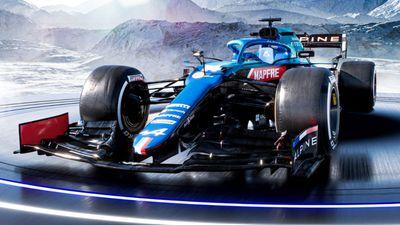 Alpine (Fernando Alonso and Esteban Ocon)