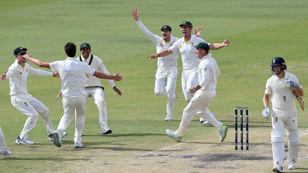 Australia win third Test, claim Ashes series