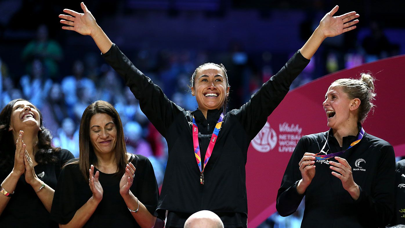 How candid Maria Folau meeting led to Silver Ferns Netball World Cup triumph