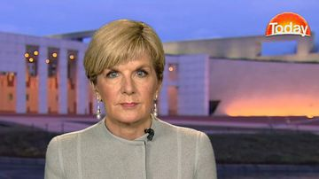 Foreign Matters: Julie Bishop