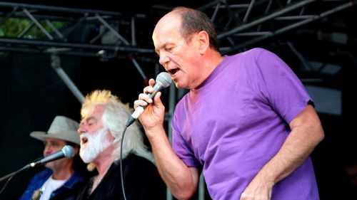 Glenn Shorrock left the band for the final time in 1996. (Facebook)