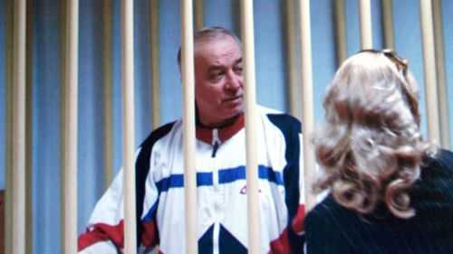 Skripal and his daughter were found slumped on a park bench in Salisbury. (PA/AAP)