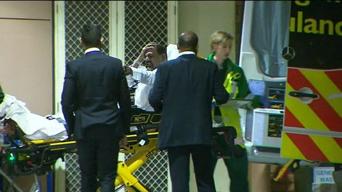 Police are currently investigating the incident. (9NEWS)