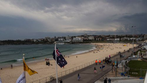 Temperatures in areas of New South Wales could drop as low as nine degrees.