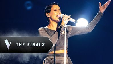 The Finals: Diana Rouvas 'Hallelujah'