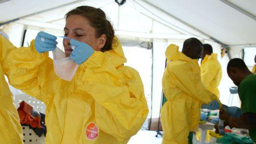 European medical staff fighting Ebola to train in Darwin