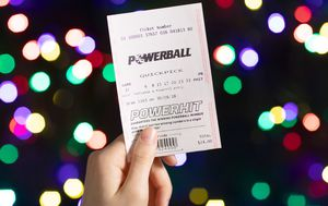 Brisbane woman expecting call from lottery discovers she's won entire $40 million Powerball jackpot