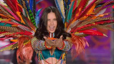 Adriana Lima is retiring from stripping down