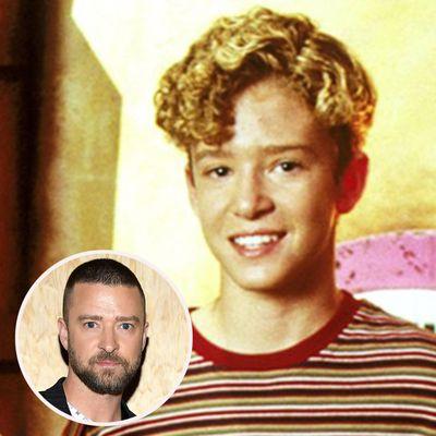 4. Justin Timberlake