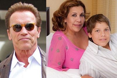 It was the sex scandal 15 years in the making… Arnold Schwarzenegger fathered his housekeeper, Mildred Baena's child (and then kept her on the payroll until she retired in January, 2011!). Arnie's wife, Maria Shriver found out about his 14-year-old son in April, and had filed for divorce by May (after allegedly tipping off the media about Arnie's babydaddy dramas). Oprah held her hand a bit, and just like that, one of Hollywood's most enduring marriages was over.