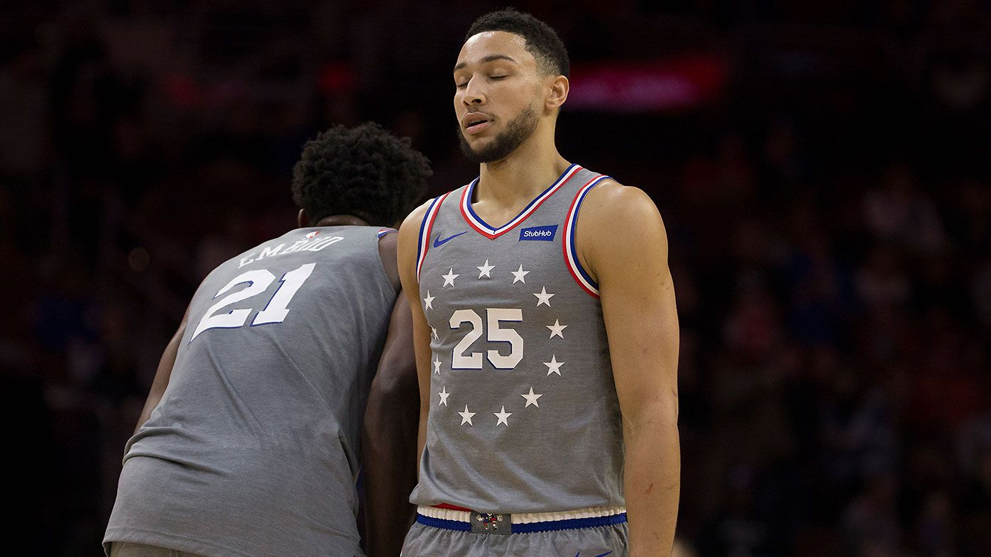 Ben Simmons held in check as Philadelphia 76ers crash to shock defeat