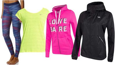 Buy some cute new winter workout gear