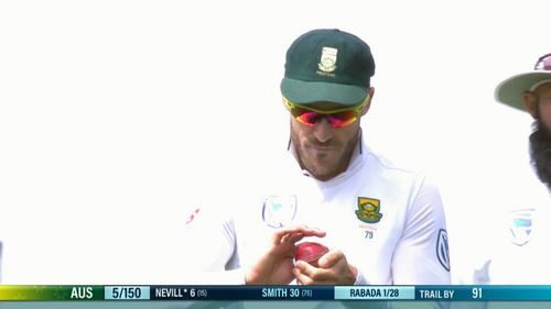 Cricketers from other countries, such as South Africa's Faf Du Plessis, were punished far more lightly for similar offences.
