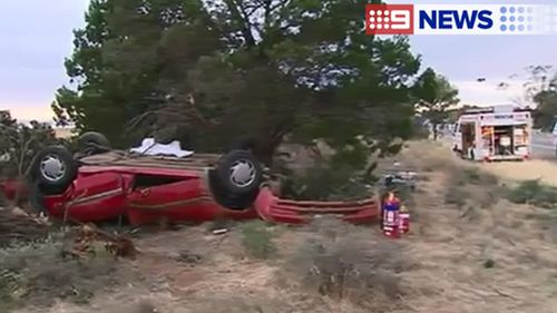 Elderly man dead in South Australian highway crash