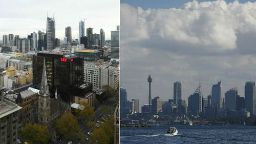 House prices surge in Sydney and Melbourne