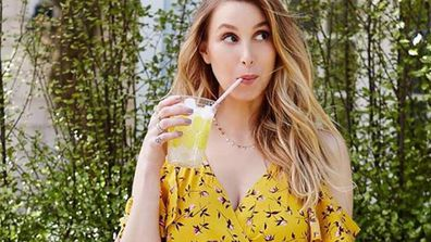 Hunger games: Whitney Port reveals the truth about the third trimester. Image: Instagram
