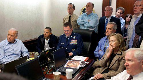 Democrats get update on Osama bin Laden mission