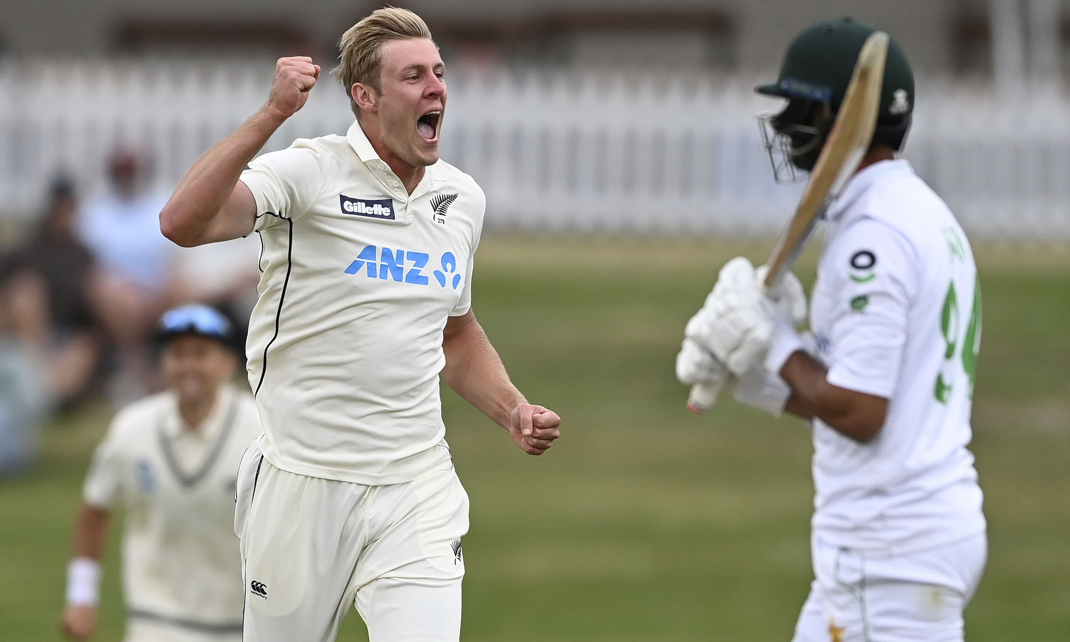 Pakistan claims the title for 'all time bad reviews' in second Test against New Zealand