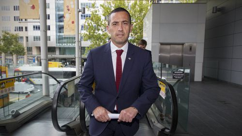 South Australian Treasurer Tom Koutsantonis. (AAP)