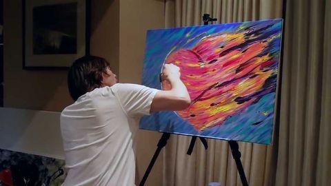 Jim Carrey talks art and vulnerability
