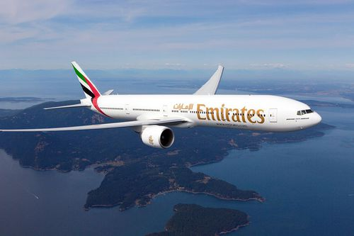 An Emirates flight attendant has been accused of stealing $7000  from passengers.