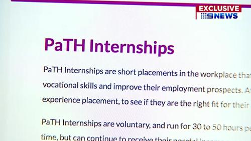 The paTH internship program aims to seek out young workers eager to get off welfare and find them solid work.