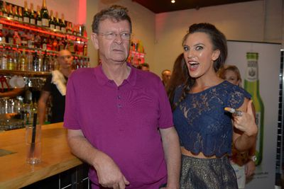 <i>Big Brother</i>'s Penny freaks out Red Symons...