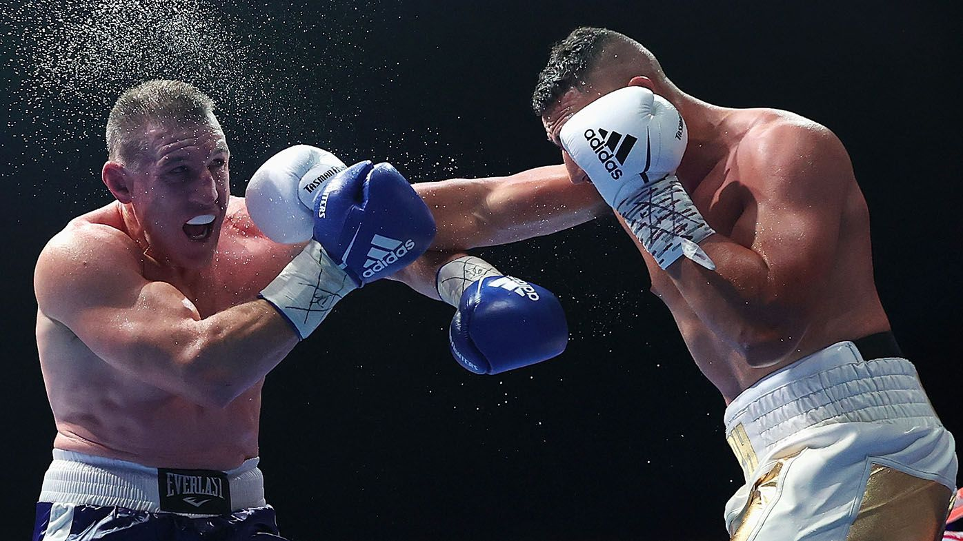Paul Gallen urged to decline rematch, even retire after TKO loss to Justis Huni