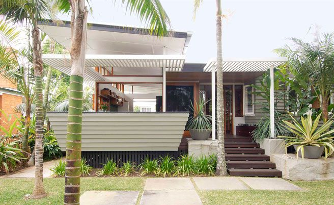The green house: retrofit and fab