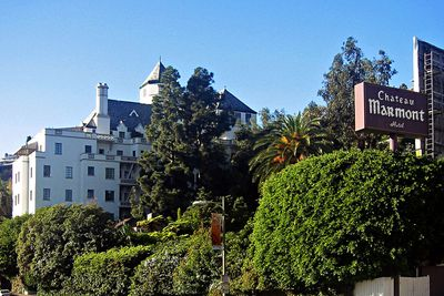 <strong>The Chateau Marmont, West Hollywood</strong>