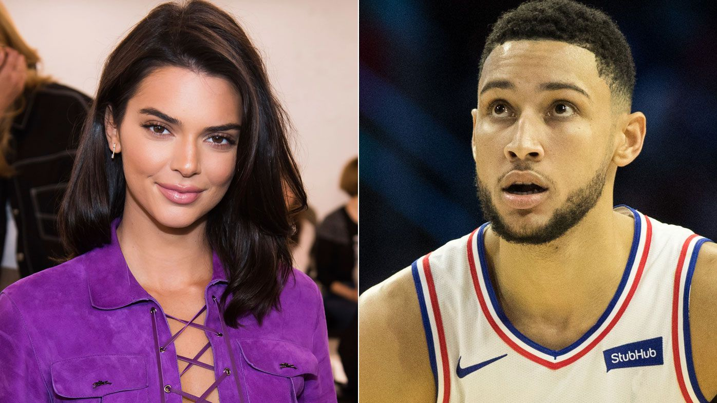 Ben Simmons and Blake Griffin carry Kendall Jenner beef on to NBA court