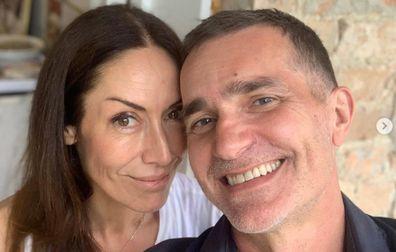 John Aiken wife relationship