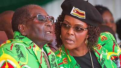 <p>Grace Mugabe</p> <p>Grace Mugabe, the wife of ousted Zimbabwe dictator Robert Mugabe, follows in a long line of partners to authoritarian leaders who faced uncertain futures after their regime's downfall.<br> Grace, 52, shared her 93-year-old husband's bed and the profits from his embezzlement of the national coffers.<br> Like other despots' wives before her, she spent lavishly on herself and her cronies, a habit that earned her the nickname 'Gucci Grace' among Zimbabwe's hard-pressed citizens.<br> A reported deal - struck between Robert Mugabe and senior army commanders behind this week's military takeover - that guaranteed his wife's safe passage from the country suggests she may yet continue to live in a style to which she is accustomed.<br> But not every woman who hooked up with a dictator was so lucky. Here's a look at the varying fortunes for their partners when regime change strikes.<br> <br> </p>