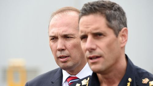 Mr Dutton suggested Mr Quaedvlieg is suffering from mental health issues.