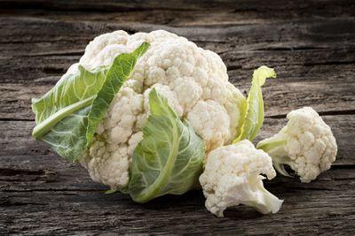 <strong>Cauliflower</strong>