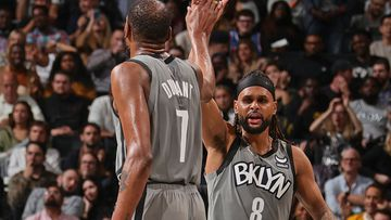 Durant's humbling praise for Mills after stellar outing