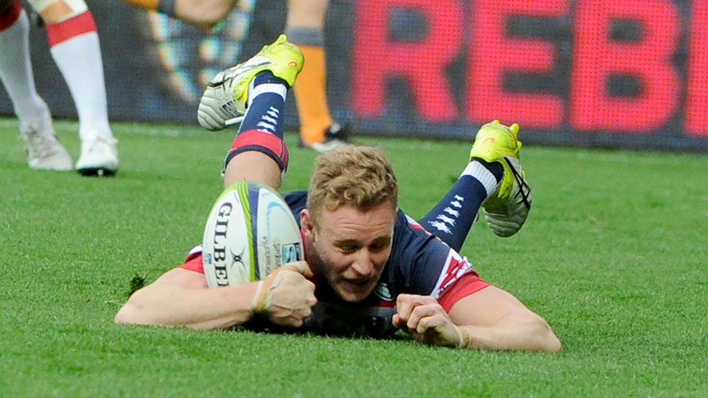 Super Rugby's Rebels defeat gritty Force
