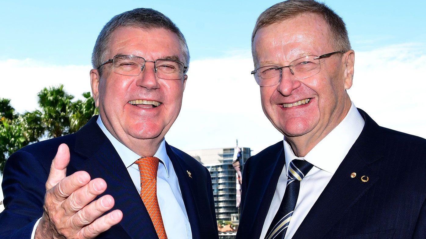 Brisbane 2032 Olympics 'a real possibility', says AOC president John Coates