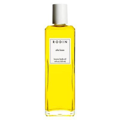 "<a href=""http://mecca.com.au/rodin-olio-lusso/luxury-body-oil/I-024116.html#q=rodin+oil&start=1"" target=""_blank"">Rodin Olio Lusso Luxury Body Oil, $196.</a>"