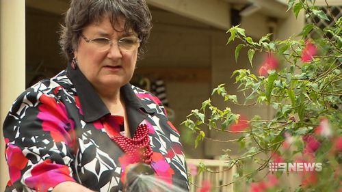 Jan Marshall fell victim to an online scam. (9NEWS)