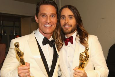 "Trouble in Hollywood hottie paradise? Apparently so.<br><br>According to a source on-set of <i>Dallas Buyers Club</i>, ""Matthew McConaughey and Jared Leto weren't chummy at all.""<br><br>And Matthew totally agrees! ""We just didn't get along,"" he said once filming had wrapped. ""He didn't care about me and I didn't care about him.""<br><br>"