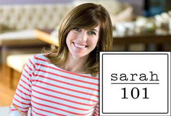 Sarah 101