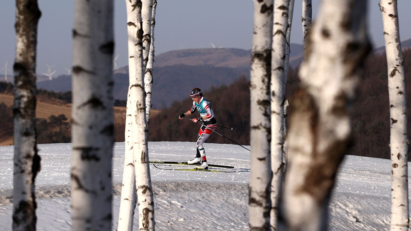 Wrong turn costs Austria cross-country skier Teresa Stadlober silver medal at Winter Olympics