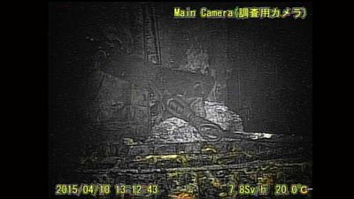 "<p>A remote-controlled survey robot sent into the Fukushima nuclear power plant that went into meltdown in Japan in 2011has sent back some chilling images from inside the tsunami-hit reactor. </p> <p> The ""transformer"" robot was sent into the plant on Friday morning to remove melted nuclear fuel from the unit's primary containment vessel, as part of the Tokyo Electric Power Company's efforts to clean up the radioactive site, <em><a href=""http://www.japantimes.co.jp/news/2015/04/11/national/science-health/survey-robot-breaks-down-inside-fukushima-no-1-reactor-in-under-three-hours/#.VSwfBfmUd8E"">Japan Times</a> reports. </em></p> <p> </p>"