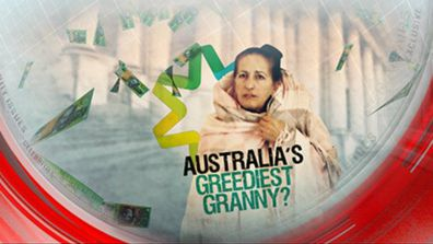 Australia's greediest granny?