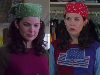 Lorelai's bandannas