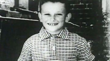 Graeme Thorne, 8, became Australia's first case of kidnap-ransom after he was abducted in 1960.