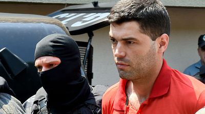 Thiago Henrique Gomes da Rocha has confessed to 39 murders in Brazil, police claim. (AFP)