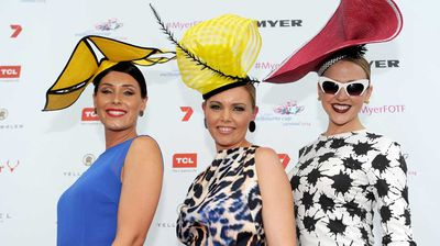 Not word on how sunsmart these hats are. (AAP)